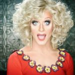 Irish drag queen Panti Bliss