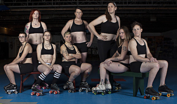 Trans Roller Derby Ladies
