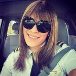 Trans pilot Jessica Taylor