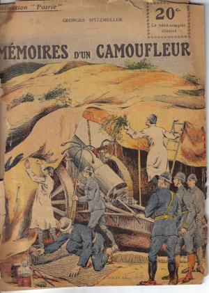 The memoir of a camofluer from WWI.