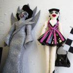 Darg dolls.