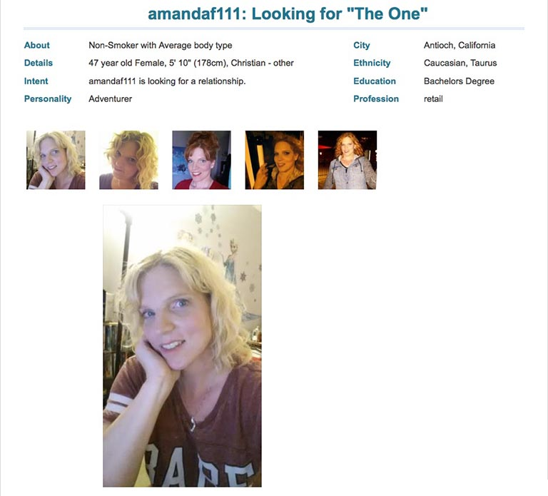 Pof transgender profile My Transgender