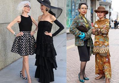 Advanced style ladies 2