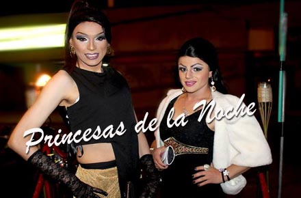 Princesses of the Night — Di Modelare