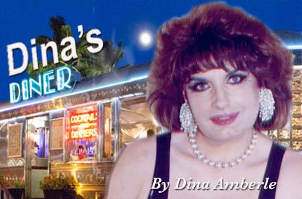 Dina's Diner, June 1, 2020