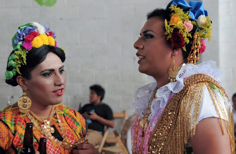 Muxe is a third gender in Zapotec culture.