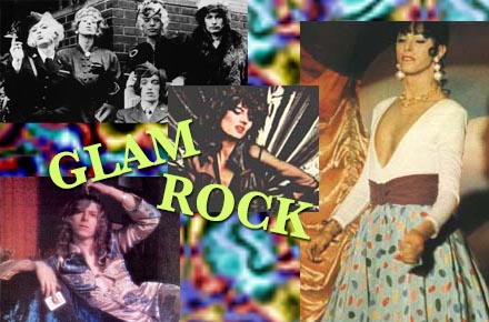 Transgender Rock: The 1970s, David Bowie and Glam Rock