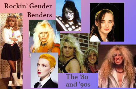 Trans Influenced Rock: The 1980s, 1990s, and Beyond…