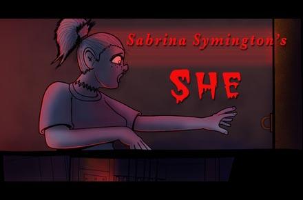 "Sabrina Symington's ""She"" Episode 25"