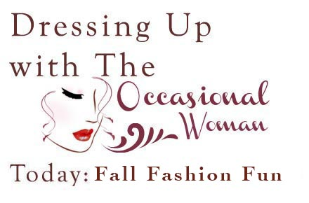 The Occasional Woman: Fashion For Fall