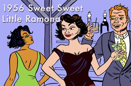 1956: Sweet Sweet Little Ramona, page 28